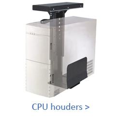 Systeemkasthouders - CPU houders