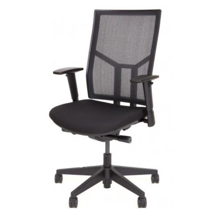 Ergonomische bureaustoel - Kabri Unico Netwave
