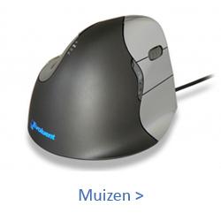 Ergonomische muizen - Kabri Ergonomie