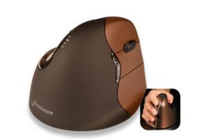 Evoluent 4 small wireless ergonomische muis