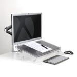 Ergonomische Documenthouder FlexDesk 640