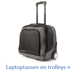 Laptoptassen en trolleys - Kabri Ergonomie