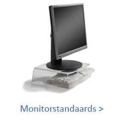Ergonomische monitorstandaard - Kabri Ergonomie